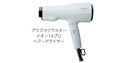 PLASMACLUSTER ION 14 PRO HAIR DRYER